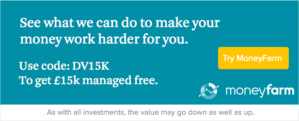 EXCLUSIVE: Create a portfolio with Moneyfarm & get '£15,000 managed free for 1 year
