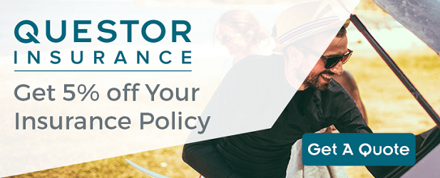 5% Off Questor Insurance! Protect The Excess On Your Home, Motor And Travel Policies