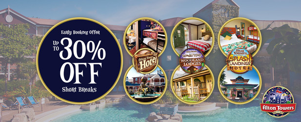 Save up to 30% and get your 2nd Day FREE on 2017 Breaks!