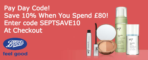 Save 10% When You Spend '£80. Subject to terms and Conditions.