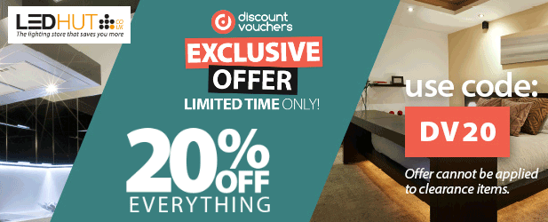 EXCLUSIVE: 20% off everything - including Garden lights