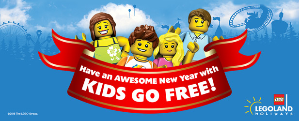 Early booking offer - Kids Go FREE in 2017