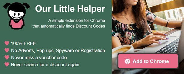 Never Miss Another Discount Code Or Offer With This Simple Browser Extension - FREE!