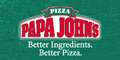 Papa Johns Discount Vouchers