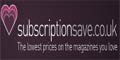 Subscription Save Vouchers