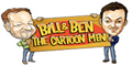 Bill & Ben The Cartoon Men logo