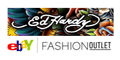 Ed Hardy eBay Outlet Store logo