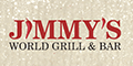 Jimmy's World Grill and Bar logo