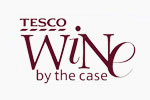 Tesco Wine by the Case logo