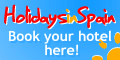 Holidays in Spain logo